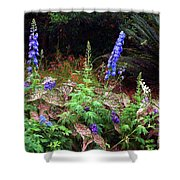A Field Of Wildflowers Shower Curtain