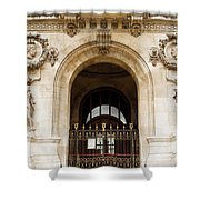 A Gate To The Opera  Shower Curtain