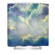A Gift From Heaven Shower Curtain