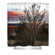 A Good Time To Rise Shower Curtain