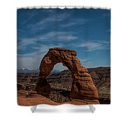 A Great Arch Shower Curtain