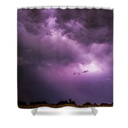 A Great Way To End This Chase Day 012 Shower Curtain