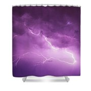 A Great Way To End This Chase Day 017 Shower Curtain
