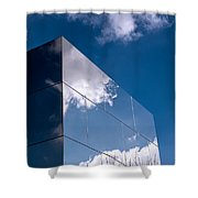 A Hint Of Nature Shower Curtain