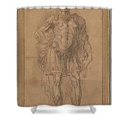 A King Of Judah And Israel  Shower Curtain