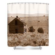 A Little Isolated Shower Curtain