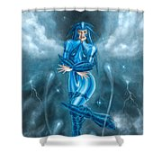 A Little Of Infinity Shower Curtain