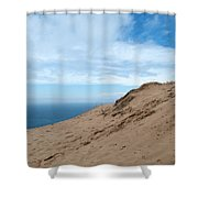 A Lot Of Sand Shower Curtain
