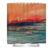 A Love Like This Can't Last Forever Shower Curtain
