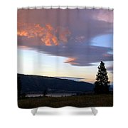 A Magnificent Moment 1 Shower Curtain