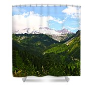 A Majestic View  Shower Curtain