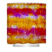 A Material Girl 1 Series   Shower Curtain