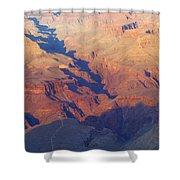 A Mile Deep Shower Curtain