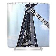 60 M High Shower Curtain