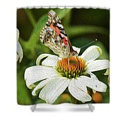 A Moment Comes Shower Curtain