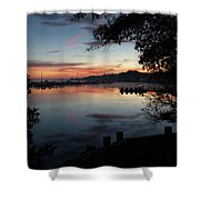 A New Day... Shower Curtain
