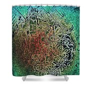 Crystal Visions Shower Curtain