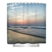 A New Morning Shower Curtain