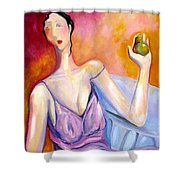 A New Pair Shower Curtain