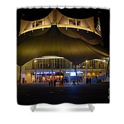 A Night At The Circus Shower Curtain