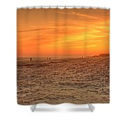 A Night To Remember Shower Curtain