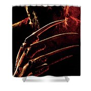 A Nightmare On Elm Street 2010 Shower Curtain