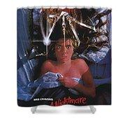 A Nightmare On Elm Street Shower Curtain