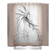 A Noble People Shower Curtain
