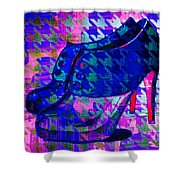 A Pair Of Shoes Shower Curtain