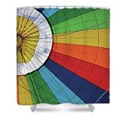 A Patch Of Sky Shower Curtain