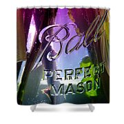 A Perfect Mason... Shower Curtain