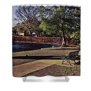 A Place For Day Dreaming Shower Curtain