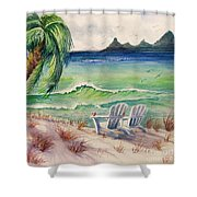 A Place For Dreamin' Shower Curtain