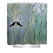 A Place For Us Shower Curtain