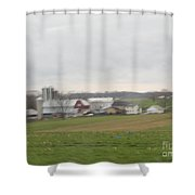 A Place Of Harmony Shower Curtain
