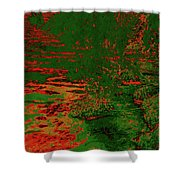 A Quiet Place 16 Shower Curtain