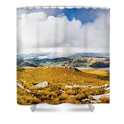 A Range Of Colours Shower Curtain