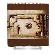 A Safe Bet Shower Curtain