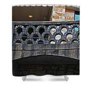 A San Antonio State Of Mind Shower Curtain
