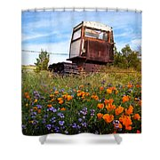 A Season For Everything Shower Curtain