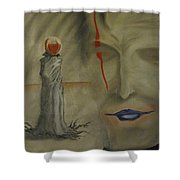 A Season In Limbo Shower Curtain