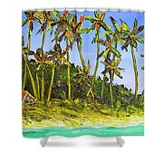 A Simple Life#374 Shower Curtain