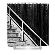 A Simple Matter  Shower Curtain