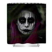 A Soul Cannot Be Lost If It Was Never There Shower Curtain