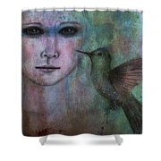A Spirit Of Youth Shower Curtain