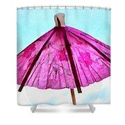 A Summer Day Shower Curtain