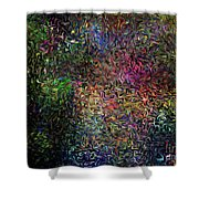 A Synapse Is A Good Idea Before We Know It Shower Curtain