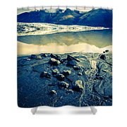 A Thousand Year Journey Shower Curtain