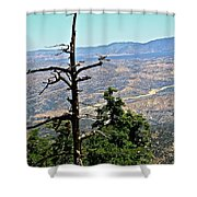 A Time To Die Shower Curtain