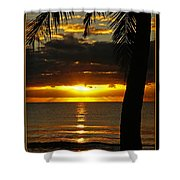A Touch Of Paradise Shower Curtain
